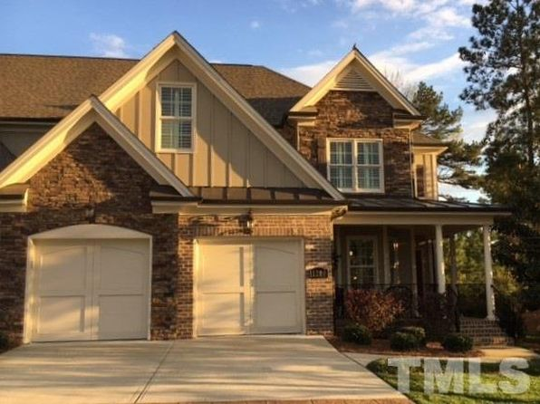 4 bed 4 bath Townhouse at 1200 Heritage Club Ave Wake Forest, NC, 27587 is for sale at 475k - 1 of 25