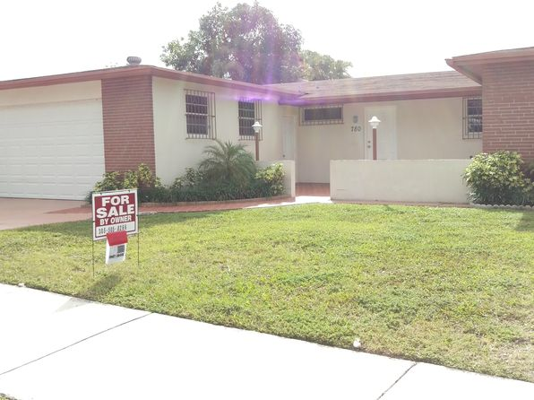 3 bed 2 bath Single Family at 780 W 70th Pl Hialeah, FL, 33014 is for sale at 419k - 1 of 11