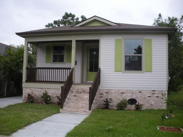 3 bed 2 bath Single Family at 1278 Milton St New Orleans, LA, 70122 is for sale at 165k - 1 of 18
