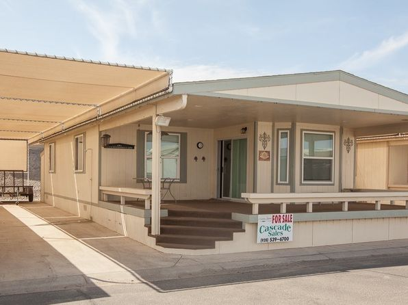 2 bed 1 bath Mobile / Manufactured at 10300 Imperial Dam Rd Yuma, AZ, 85365 is for sale at 110k - 1 of 18
