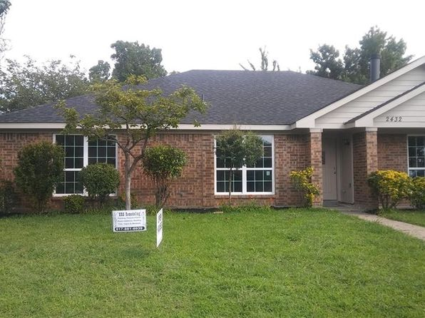 3 bed 2 bath Single Family at 2432 Trenton Dr Mesquite, TX, 75150 is for sale at 185k - 1 of 7
