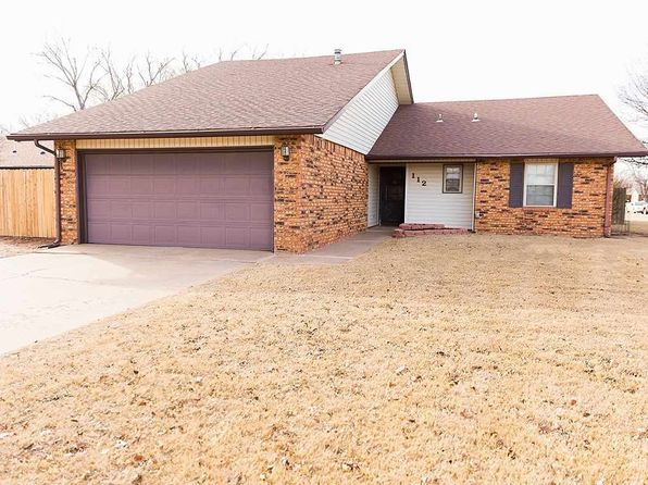3 bed 2 bath Single Family at 112 S Eufaula Dr Enid, OK, 73703 is for sale at 125k - 1 of 29
