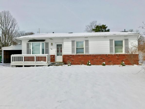 4 bed 2 bath Single Family at 510 Harvest Ln Lansing, MI, 48917 is for sale at 128k - 1 of 24