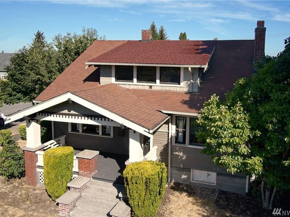 4 bed 2 bath Single Family at 701 E 34th St Tacoma, WA, 98404 is for sale at 265k - 1 of 22