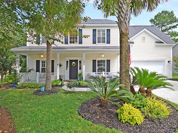 4 bed 3 bath Single Family at 2339 Parsonage Woods Ln Mt Pleasant, SC, 29466 is for sale at 415k - 1 of 35