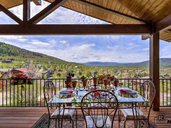 4 bed 3 bath Single Family at 3305 Apres Ski Way Steamboat Springs, CO, 80487 is for sale at 850k - 1 of 26