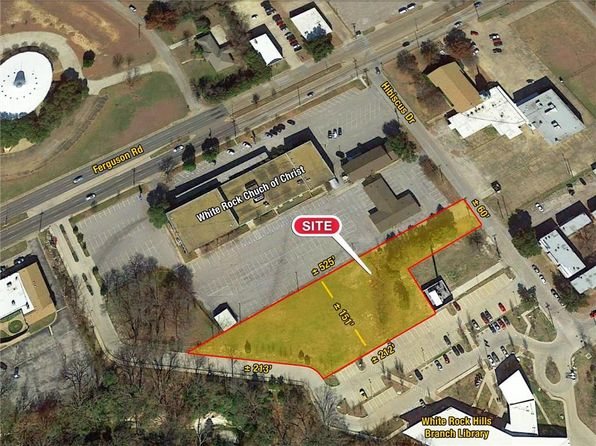 null bed null bath Vacant Land at 9220 Ferguson Rd Dallas, TX, 75228 is for sale at 550k - 1 of 3