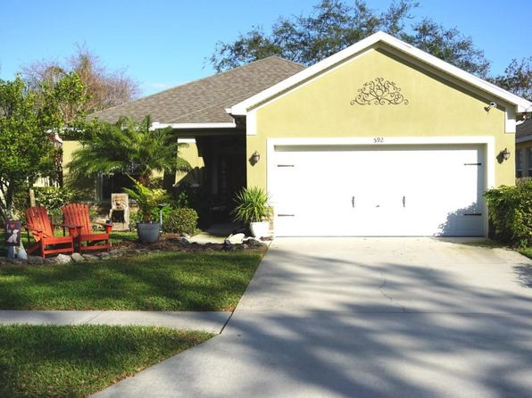 4 bed 2 bath Single Family at 592 Waterside Cir Titusville, FL, 32780 is for sale at 219k - 1 of 28