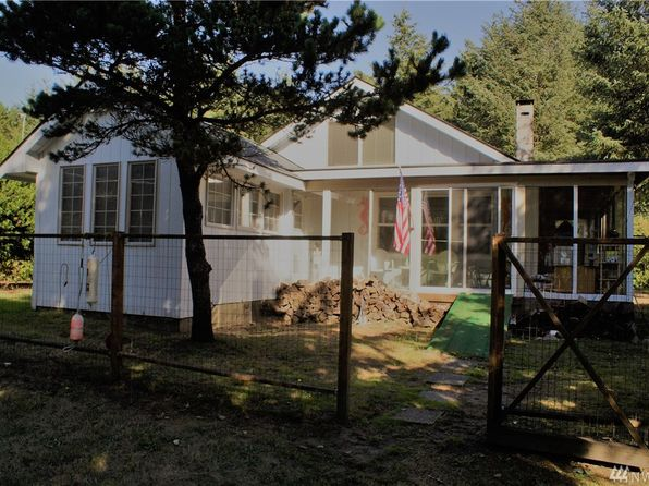 2 bed 1 bath Single Family at 16 Lagoon Ln Copalis Beach, WA, 98535 is for sale at 138k - 1 of 25