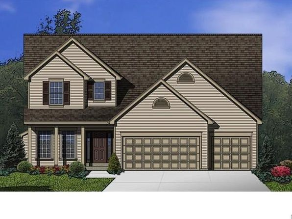 4 bed 3 bath Single Family at 0 The Wellesley (To Be Built) Ballwin, MO, 63021 is for sale at 430k - 1 of 4