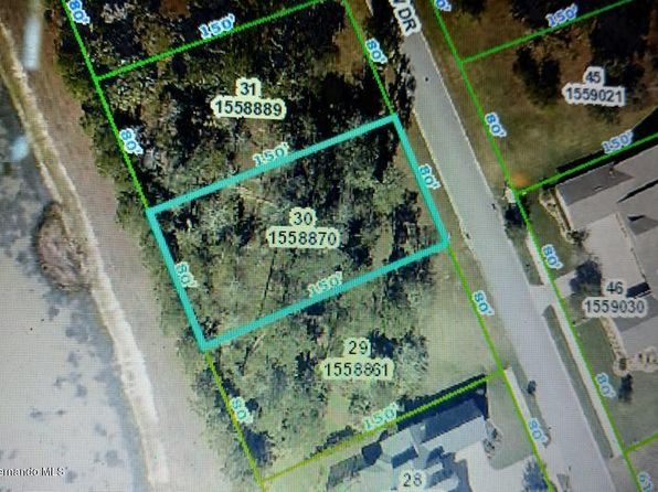 null bed null bath Vacant Land at 6027 Summit View Dr Brooksville, FL, 34601 is for sale at 30k - google static map