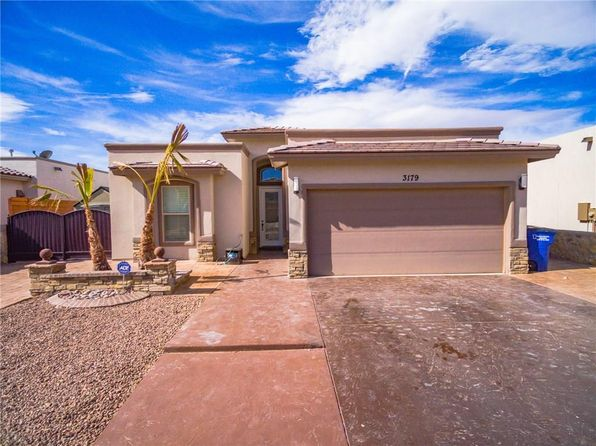 3 bed 3 bath Single Family at 3179 AMISTOSO ST EL PASO, TX, 79938 is for sale at 185k - 1 of 46