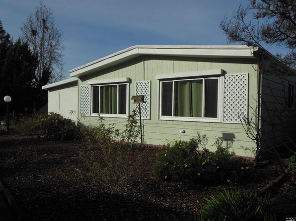 2 bed 2 bath Mobile / Manufactured at 159 Sequoia Cir Santa Rosa, CA, 95401 is for sale at 175k - 1 of 24