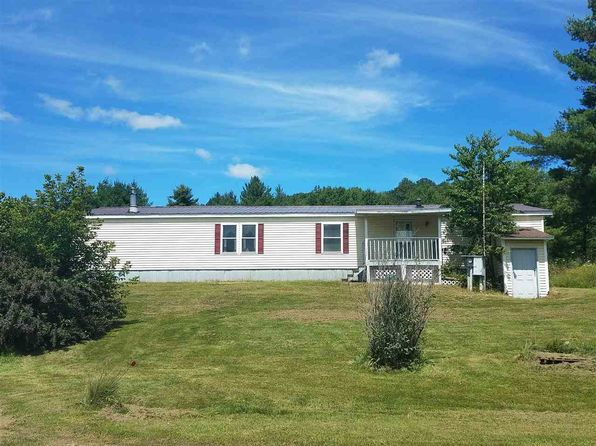 3 bed 2 bath Mobile / Manufactured at 387 Boot Hill Rd East Fairfield, VT, 05448 is for sale at 175k - 1 of 33