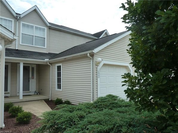 2 bed 3 bath Condo at 695 Crownwood Ct Streetsboro, OH, 44241 is for sale at 123k - 1 of 24
