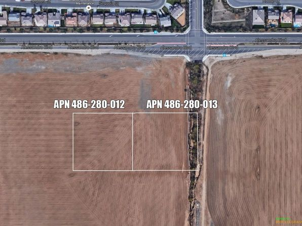 null bed null bath Vacant Land at 000 Alessandro Blvd Moreno Valley, CA, 92555 is for sale at 450k - google static map