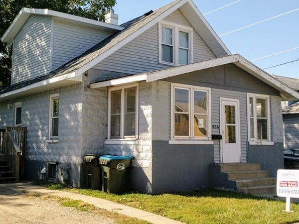 3 bed 1 bath Single Family at 836 S 22nd St Fort Dodge, IA, 50501 is for sale at 35k - google static map