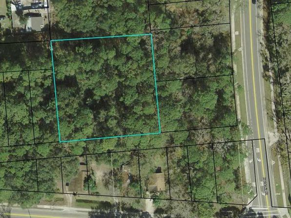 null bed null bath Vacant Land at  N VOLUSIA ST ST AUGUSTINE, FL, 32084 is for sale at 50k - google static map