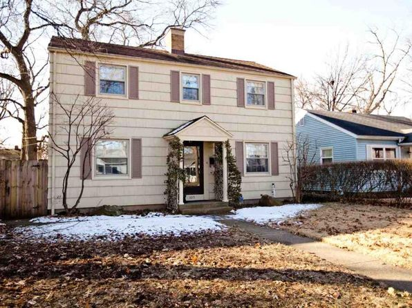 3 bed 2 bath Single Family at 1015 W BATTELL ST MISHAWAKA, IN, 46545 is for sale at 135k - google static map