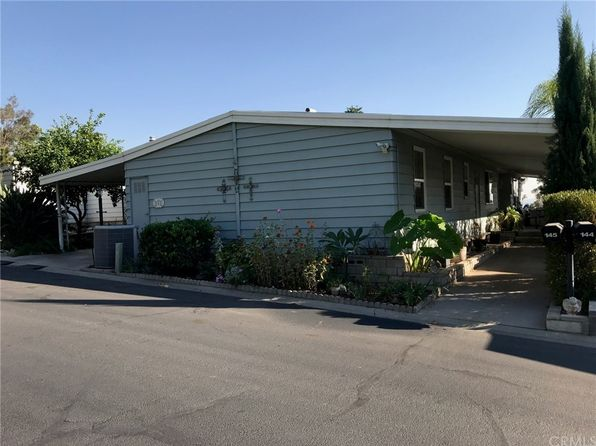 2 bed 2 bath Mobile / Manufactured at 4040 Piedmont Dr Highland, CA, 92346 is for sale at 56k - 1 of 22