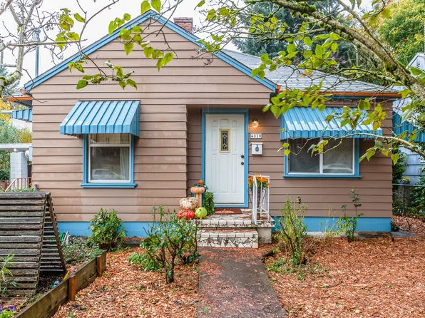 2 bed 1 bath Single Family at 4019 SE Gladstone St Portland, OR, 97202 is for sale at 339k - 1 of 22