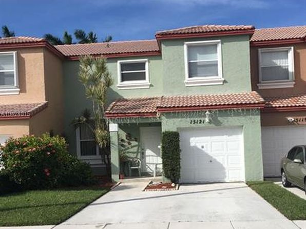 3 bed 3 bath Townhouse at 15121 NW 8th St Pembroke Pines, FL, 33028 is for sale at 300k - 1 of 29