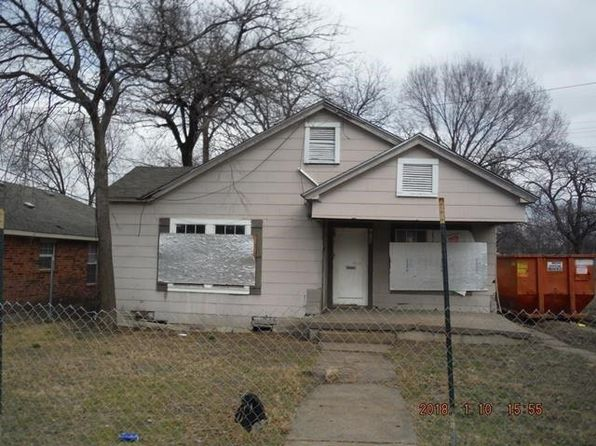 null bed 2 bath Single Family at 1720 S DENLEY DR DALLAS, TX, 75216 is for sale at 85k - 1 of 4