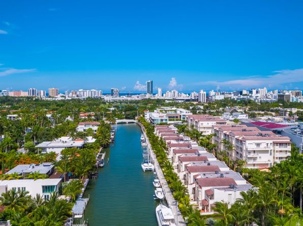 4 bed 3 bath Townhouse at 1413 Sunset Harbor Dr Miami Beach, FL, 33139 is for sale at 2.20m - 1 of 30