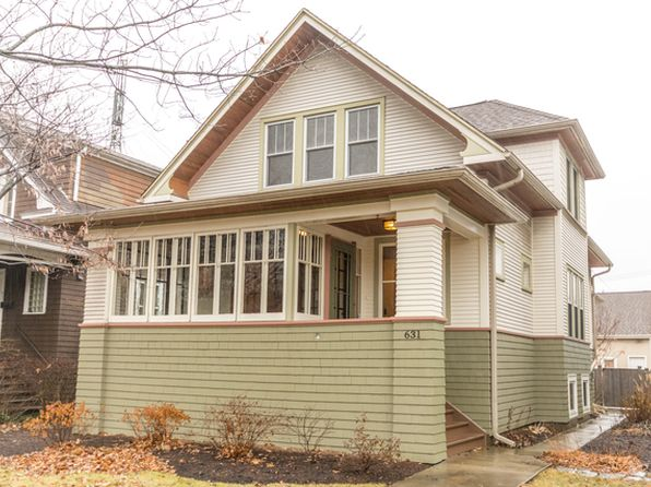 4 bed 2 bath Single Family at 631 N Taylor Ave Oak Park, IL, 60302 is for sale at 475k - 1 of 37