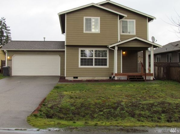 4 bed 2 bath Single Family at 120 Rosemary St Shelton, WA, 98584 is for sale at 229k - 1 of 22