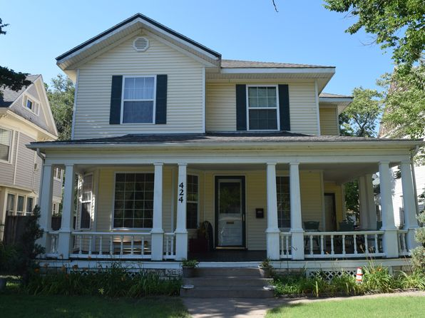 5 bed 2 bath Single Family at 424 E Sherman St Hutchinson, KS, 67501 is for sale at 100k - 1 of 30