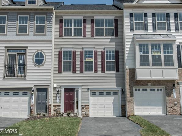 3 bed 3.5 bath Townhouse at 4726 Cambria Rd Frederick, MD, 21703 is for sale at 335k - google static map