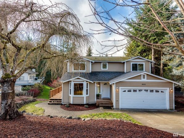 3 bed 3.5 bath Single Family at 8661 Sungate Pl NE Bremerton, WA, 98311 is for sale at 395k - 1 of 25