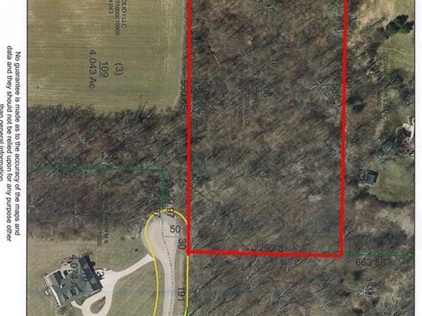 null bed null bath Vacant Land at 000 Deerpark Ln Greenville, OH, 45331 is for sale at 49k - google static map