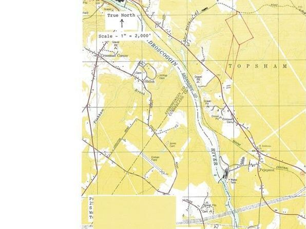 null bed null bath Vacant Land at 227 W Merrill Rd Topsham, ME, 04086 is for sale at 189k - 1 of 7
