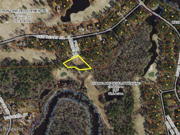null bed null bath Vacant Land at 119 Pond Landing Dr Wallace, NC, 28466 is for sale at 55k - google static map