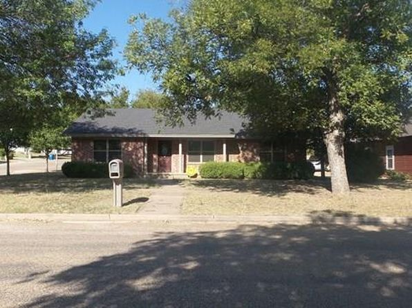 3 bed 2 bath Single Family at 508 N 6th St Ballinger, TX, 76821 is for sale at 159k - 1 of 26