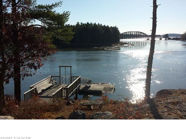 3 bed 2.5 bath Single Family at 67 River Point Rd Wiscasset, ME, 04578 is for sale at 429k - 1 of 35