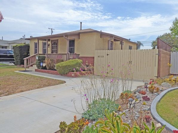 3 bed 2 bath Single Family at 4809 Falcon Ave Long Beach, CA, 90807 is for sale at 590k - 1 of 16