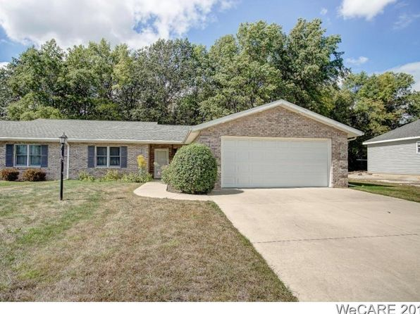 2 bed 2 bath Single Family at 650 Golden Oaks Dr Van Wert, OH, 45891 is for sale at 126k - 1 of 26