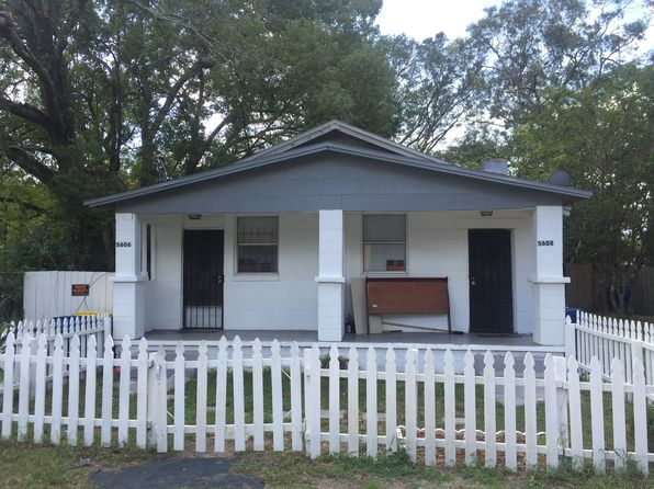 4 bed 2 bath Multi Family at 5606 MONCRIEF RD JACKSONVILLE, FL, 32209 is for sale at 76k - 1 of 3