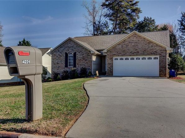 3 bed 2 bath Single Family at 4231 Meredith Woods Ln Winston Salem, NC, 27107 is for sale at 137k - 1 of 30