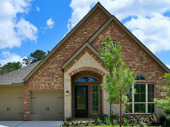4 bed 3 bath Single Family at 216 Red Petal Way Conroe, TX, 77304 is for sale at 325k - 1 of 13