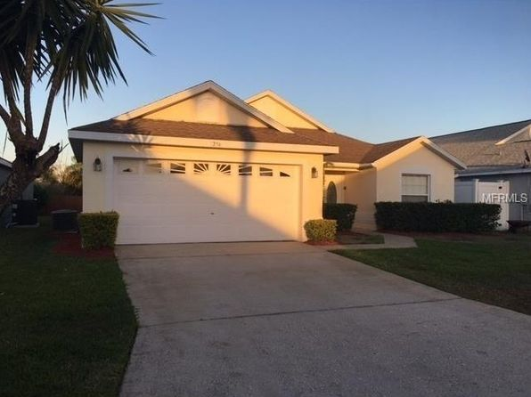 4 bed 2 bath Single Family at 1256 Jaybee Ave Davenport, FL, 33897 is for sale at 195k - 1 of 20
