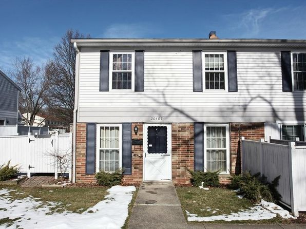 2 bed 2 bath Townhouse at 20407 Williamsburg Ct Cleveland, OH, 44130 is for sale at 50k - 1 of 17