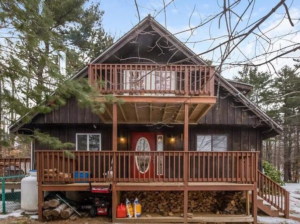 3 bed 2 bath Single Family at 121 Plummer Hill Rd Belmont, NH, 03220 is for sale at 195k - 1 of 26