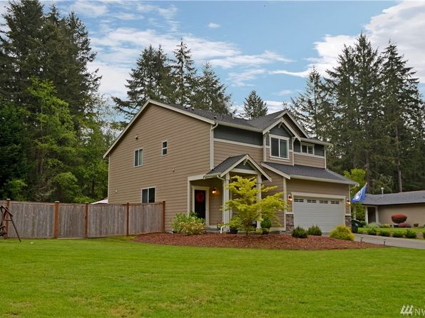 4 bed 2.5 bath Single Family at 3723 67TH AVENUE CT NW GIG HARBOR, WA, 98335 is for sale at 436k - 1 of 25