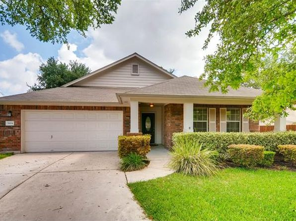 3 bed 2 bath Single Family at 1804 Creek Crest Way Round Rock, TX, 78664 is for sale at 270k - 1 of 24