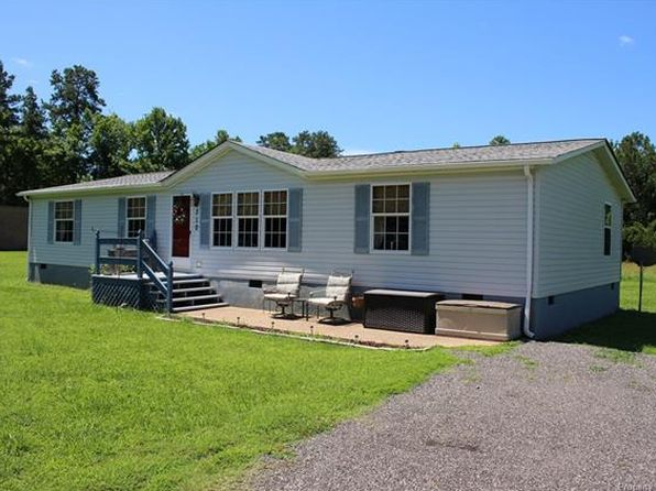 3 bed 2 bath Mobile / Manufactured at 5710 New Point Comfort Hwy Susan, VA, 23163 is for sale at 130k - 1 of 39