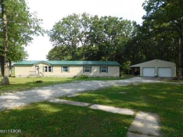 4 bed 3 bath Mobile / Manufactured at 6485 Apple Ridge Rd Iuka, IL, 62849 is for sale at 100k - 1 of 37
